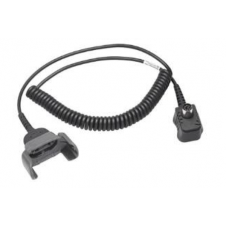 Kabel do komunikacji terminali Zebra MC32N0 z drukarkami Zebra serii QLn