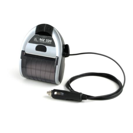 Ładowarka samochodowa do drukarek Zebra MZ220/iMZ220/MZ320/iMZ320