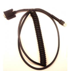 Kabel RS-232 do skanerów Zebra DS3678/LI3608/LI3678 i tabletów Zebra ET51/ET56 (2.7m)