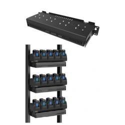 Uchwyt montażowy na ścianę do ładowarek i doków terminali i tabletów Zebra