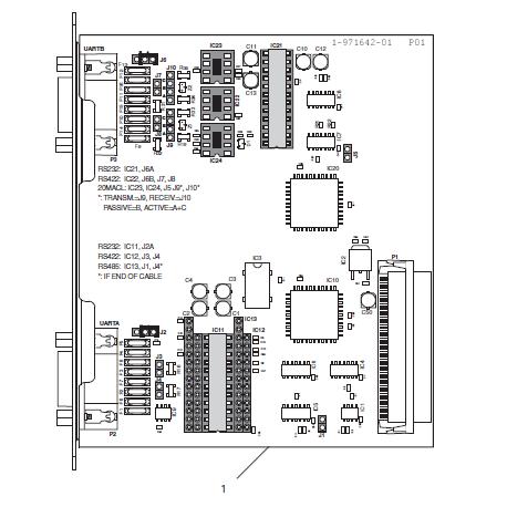 Kabel RS-232 do drukarek Honeywell PA30/PF2i/PF4i/PM4i/PX4i/PX6i