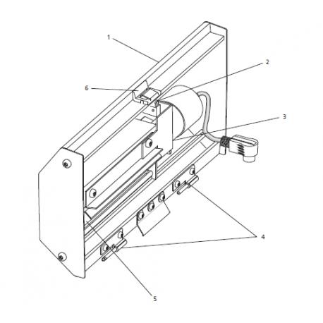 Obcinak do drukarek Honeywell PX4i