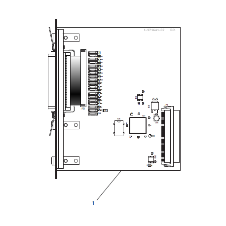 Interfejs LPT do drukarek Honeywell PA30/PF2i/PF4i/PM4i/PX4i/PX6i