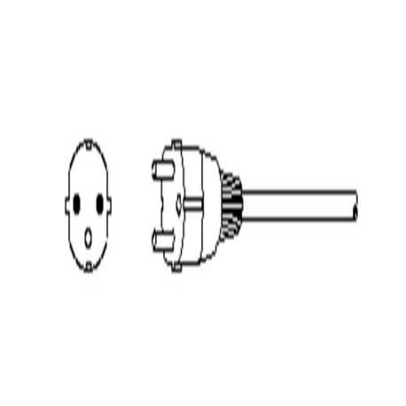 Kabel zasilający do doków terminali Datalogic Elf/Falcon X3/Skorpio X4 (5pack)