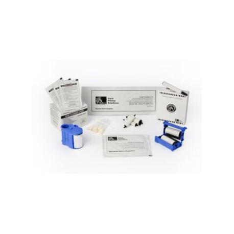 Zestaw kart czyszczących do drukarek Zebra P110i/P120i (4pack)