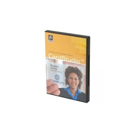 Oprogramowanie Zebra Zmotif CardStudio Standard