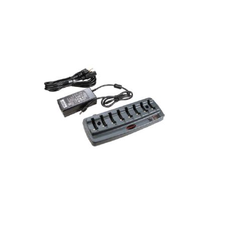 8-stanowiskowa ładowarka baterii do skanerów Honeywell 8650/8670 (US)