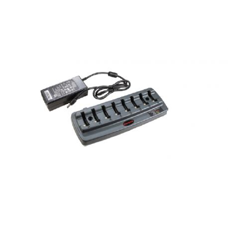 8-stanowiskowa ładowarka baterii do skanerów Honeywell 8650/8670/1602g