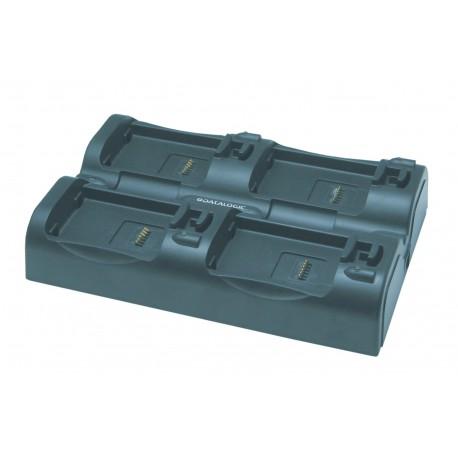 4-stanowiskowa ładowarka baterii do terminali Datalogic Skorpio X3/Skorpio X4