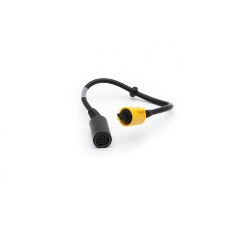Adapter z kablem szeregowym do drukarek Zebra QLn320