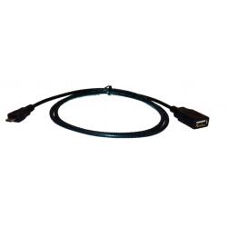 Kabel micro-USB Host do doków terminali Datalogic SkorpioX3/Skorpio X4/Falcon X3/Falcon X4/Lynx/Elf/Elf-hc